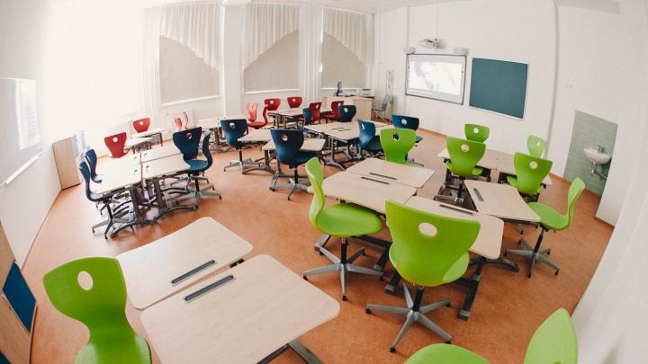 В Тюмени закрыли на карантин все школы