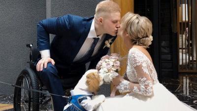 Серёжа + Ксюша: блогеры из Архангельска, за отношениями которых следят тысячи человек, поженились