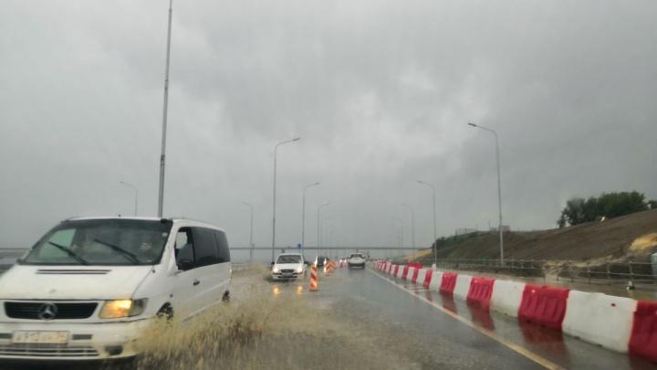 МЧС объявило штормовое предупреждение в Волгоградской области