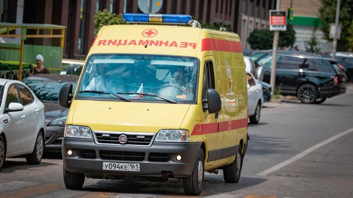 В Ростове разыскивают свидетелей ДТП, в котором тяжелые травмы получил мотоциклист