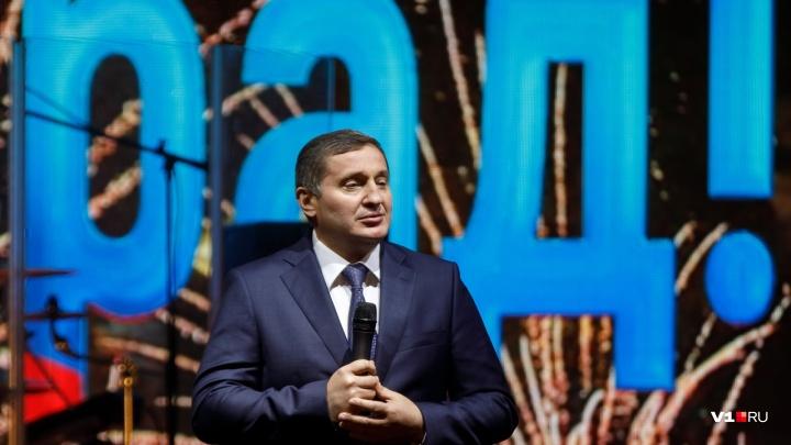 Губернатор предложил лишить регион 300 миллионов рублей от «Волгоград Арены»