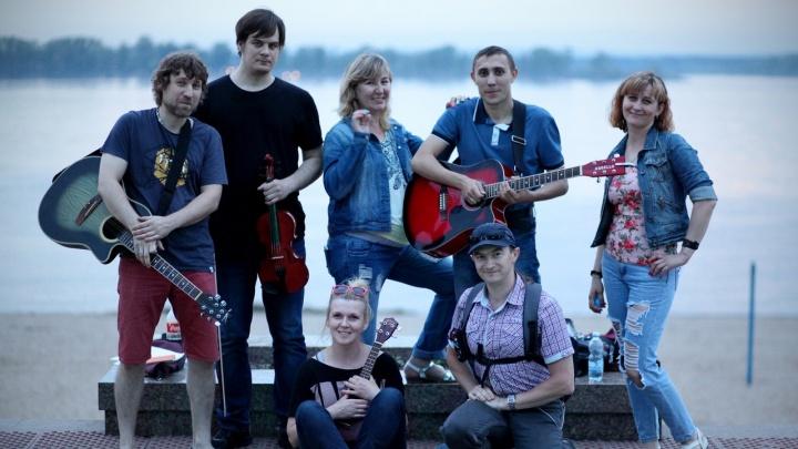 Вдарят рок: в парке Гагарина музыканты выступят в защиту животных