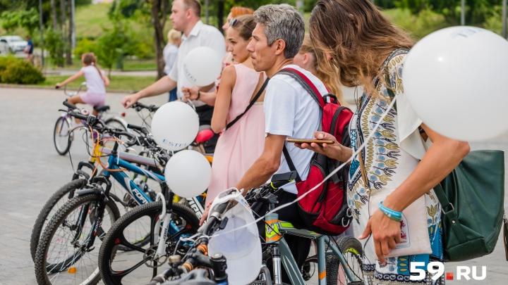Велосипедистам запретили ездить по набережной Камы. Нарушителей могут оштрафовать или задержать