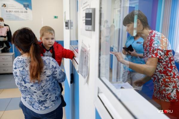 По словам сотрудников больницы, детское приемное отделение никогда не спит