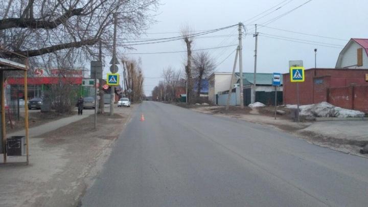 ГИБДД ищет свидетелей аварии в Мотовилихе: легковушка сбила 12-летнего мальчика и скрылась
