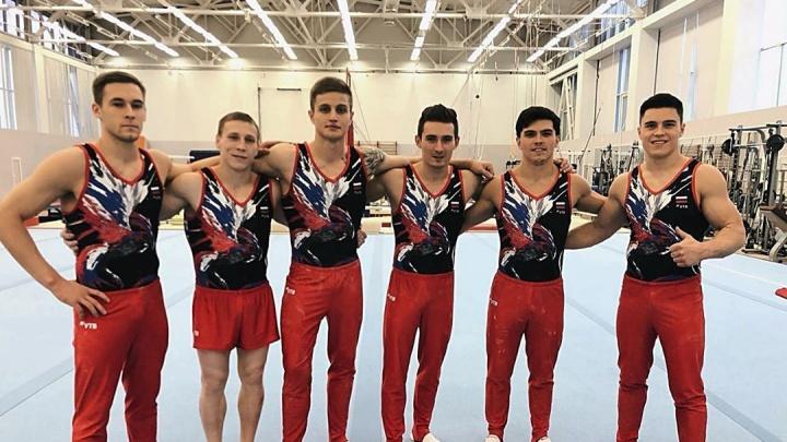 Новосибирский гимнаст отправился на чемпионат мира — он борется за место в олимпийской сборной
