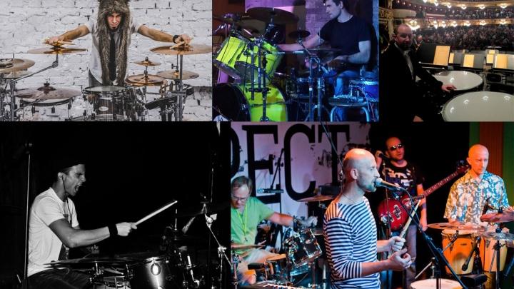 «Сыграл чёрт-те как — учитель сказал, гениально»: рассказываем истории лучших барабанщиков Ростова
