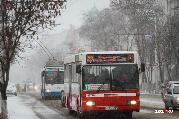 Общественный транспорт будет возить пассажиров до поздней ночи