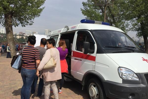 Мобильные пункты вакцинации будут работать в Ростове два дня