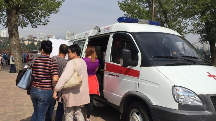 Ростовчан приглашают поставить бесплатную прививку от гриппа