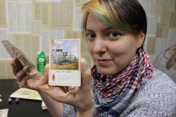 Ника Соковнина придумала игру«Закат империи» вместе с Еленой Федотенко