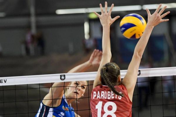 В составе сборной выступали две волейболистки «Уралочки»