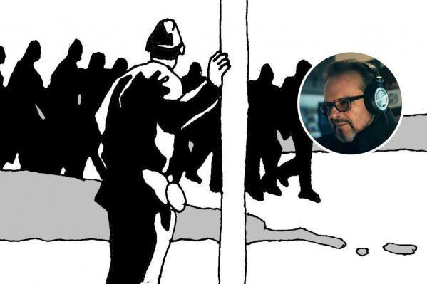 Один из основателей швейцарской группы Yello Карлос Перон согласился озвучить анимационный фильм про ГУЛАГ новосибирского художника Константина Ерёменко