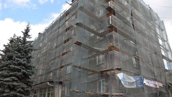 В Омске уволили бригаду, сделавшую некачественный ремонт на «гостевом маршруте»