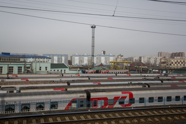 Поезд будет сформирован из купейных и плацкартных вагонов