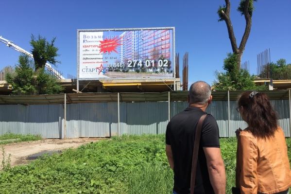 ЖК расположится на пересечении проспекта Кирова и Льговского переулка