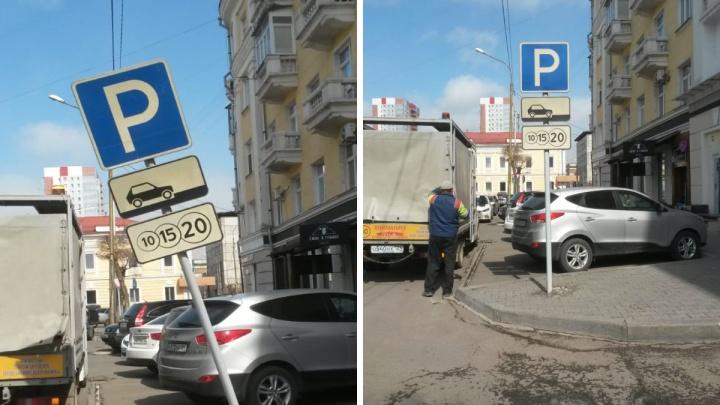 «Кривые знаки у дорог»: ураган в Красноярске. День второй