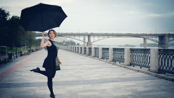 Сибирячка выиграла чемпионат Восточной Европы по ирландским танцам