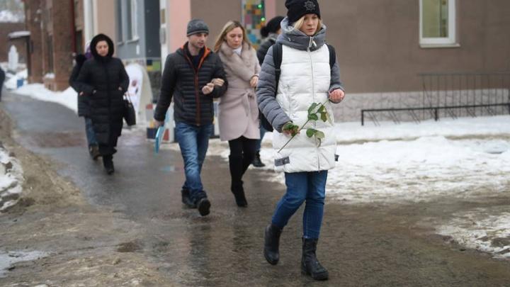 Оттепель наступает: в праздничные выходные на Урале будет мокро, скользко, ветрено