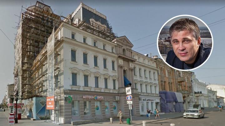 Прощай, «самарский Гауди»: умер строитель ТЦ на Ленинградской Михаил Косов