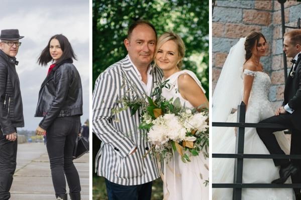 Наши героини в жизни приняли два важных решения: выйти замуж и переехать