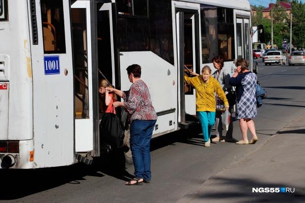 Теперь пассажиры могут узнать о приближении автобуса, прослушав голосовое сообщение