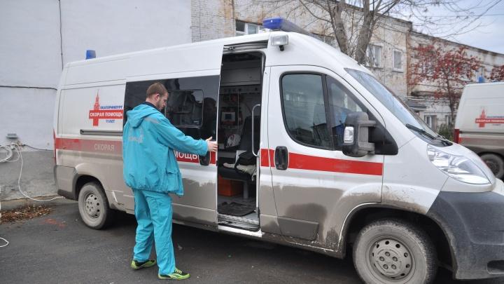 На Юго-Западе пьяный пациент напал на фельдшера скорой помощи