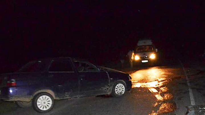 В Башкирии пьяный водитель без прав устроил ДТП