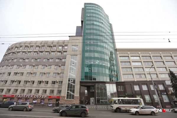 Чиновников разместят на третьем этаже бизнес-центра