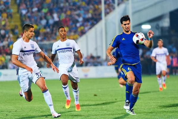 Футболист играл за «Ростов» 3 года
