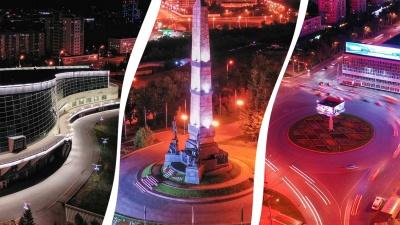 Ночная Уфа: смотрим на нестандартную Башкирию глазами нестандартных фотографов