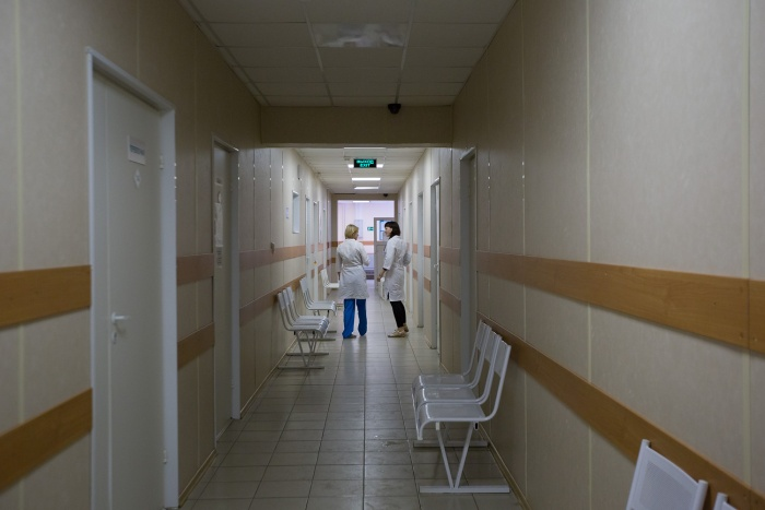 Ирину нашли в одной из больниц города