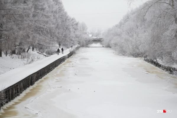 Гулять в ближайшие дни будет не дико холодно, но снег и ветер дадут о себе знать