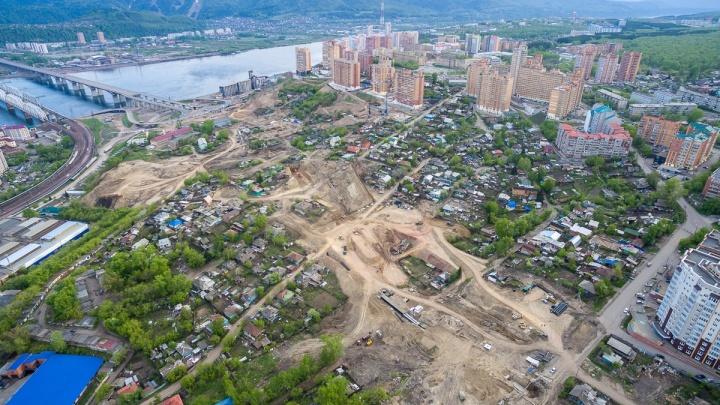 «Сибиряк» просит изменить условия контракта на строительство Волочаевской