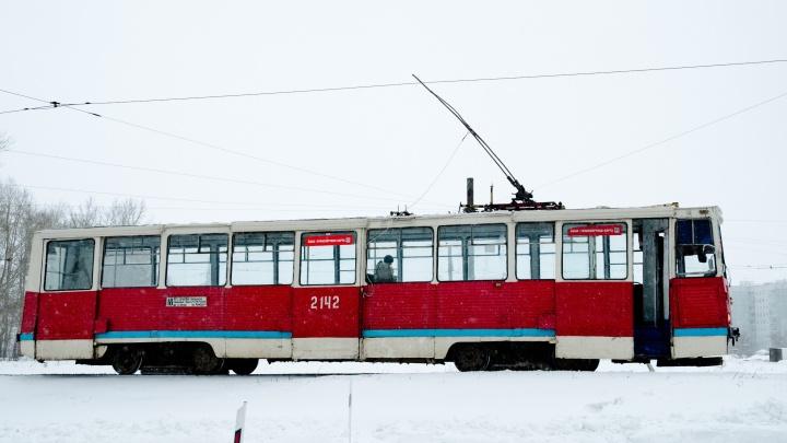У трамвая № 18 появилась новая конечная остановка