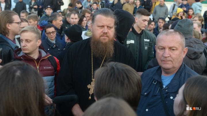 «Строители храма слышат людей, но их обвиняют в обратном»: интервью с отцом Максимом Миняйло