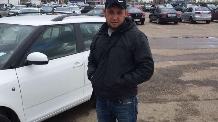 Уфимец спас от верной смерти водителя и пассажира Ferrari