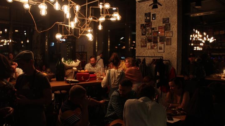 Новосибирский бар без вывески попал в десятку лучших заведений России