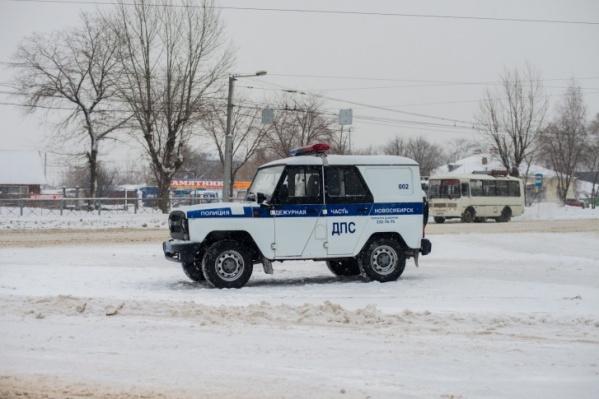 Сотрудник ДПС выстрелил водителю в ногу из табельного оружия