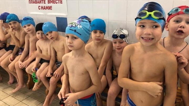 КлубAqua Star продолжил набор в группы спортивного плавания