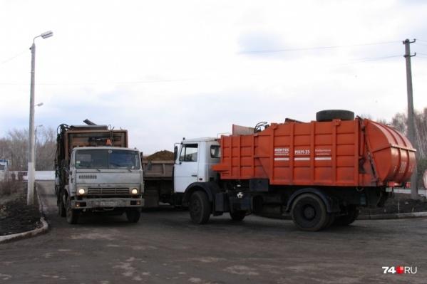 Ветки после субботников в Полетаево оценили дороже промышленных отходов