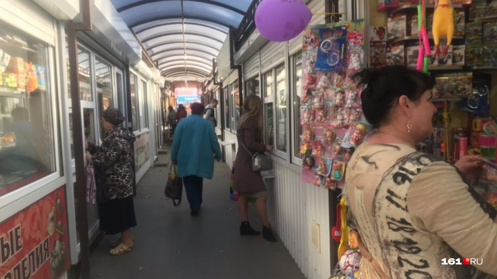 На месте рынка «Спектр» построят «законный» торговый комплекс