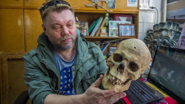 Единственный в Башкирии антрополог-реконструктор: «Я смотрю на череп и вижу, как выглядел человек»