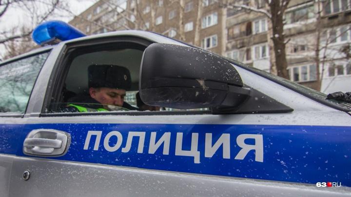 В Самарской области пьяный водитель пытался подкупить полицейского валютой