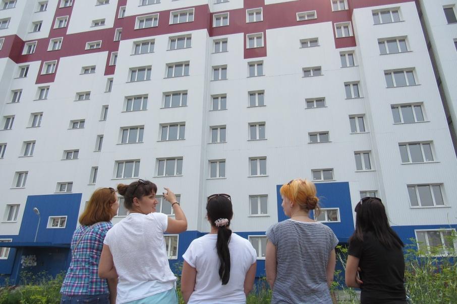 В Зауралье лидерами по вводу жилья стали Шумихинский район и город Курган