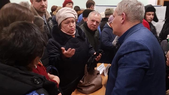 Жители Самары потребовали запретить строительство вредного предприятия на Мехзаводе