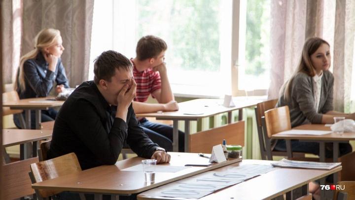 Темы назвали за 15 минут до начала: о чем писали итоговое сочинение ярославские школьники