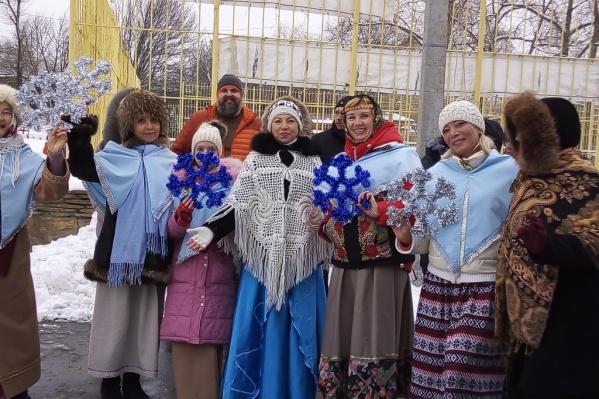 В Ростове песнями и плясками отметят старый Новый год
