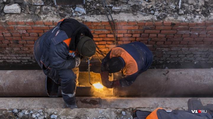 «За месяц уже третья авария»: волгоградец попросил президента ввести режим чрезвычайного положения
