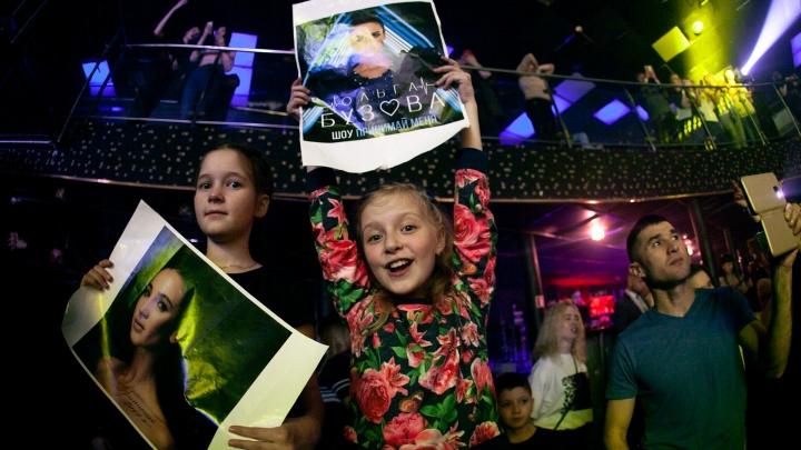 Бузова «тоже музыка» в Тюмени. 20 кадров с концерта самой обсуждаемой певицы России